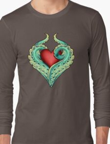 Tentacle Love Long Sleeve T-Shirt