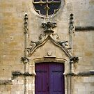 Church Doors by Pamela Jayne Smith