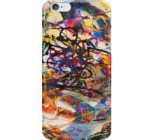 Neko Abstract #16 iPhone Case/Skin