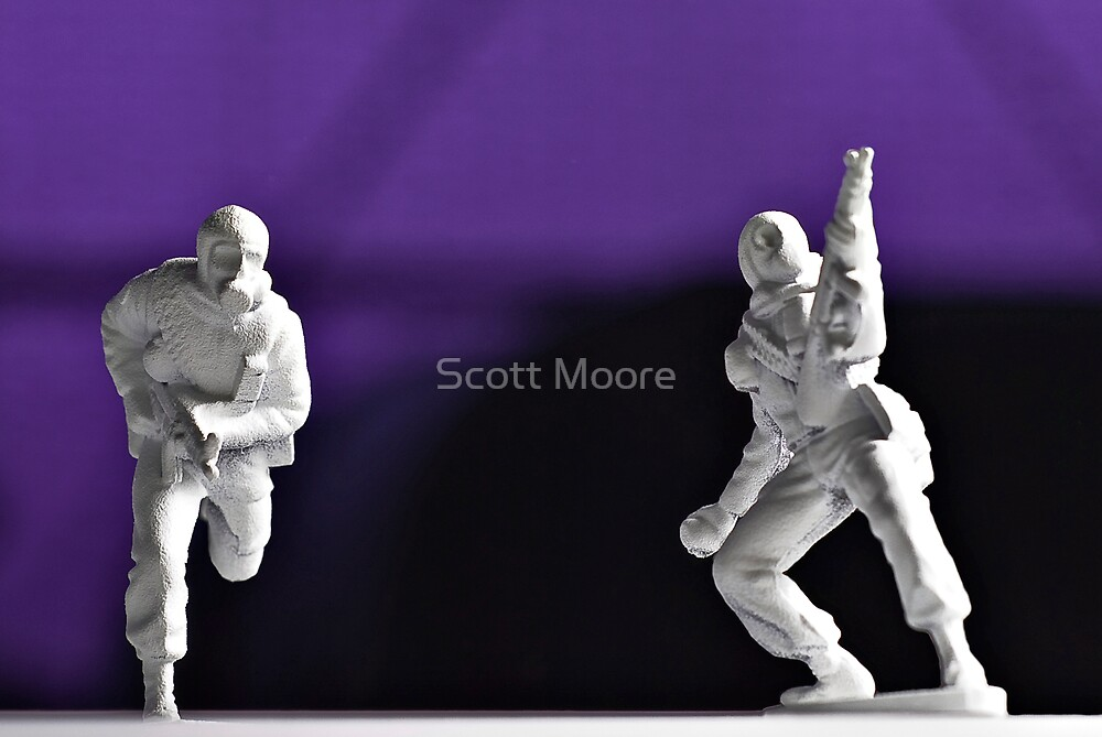 Toy Soldiers by Scott Moore