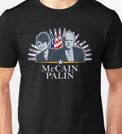 McCain Palin '08 Shirt Unisex T-Shirt