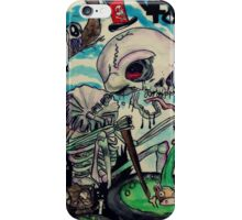 Ghost Town- Party in the Graveyard  iPhone Case/Skin