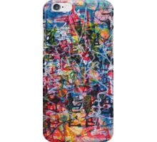 Neko Abstract #17 iPhone Case/Skin