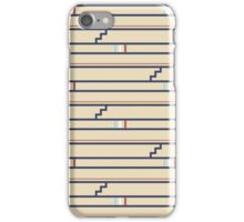 Stair Blocks iPhone Case/Skin