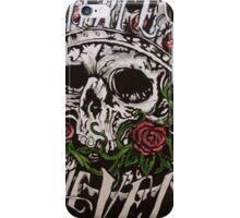 Pierce the Veil- Skull iPhone Case/Skin
