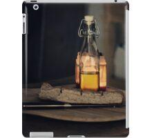 Bread, oil and... iPad Case/Skin