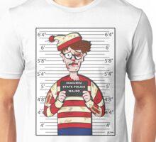 Found Waldo Unisex T-Shirt