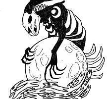 Inlé and the spirit rabbits by sirllamalot