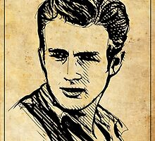 James Dean by ranker666