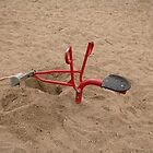 Lone Shovel by dubya13