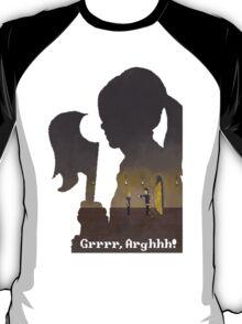 Pixel Buffy kills Angel T-Shirt