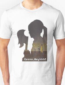 Pixel Buffy kills Angel Unisex T-Shirt