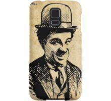 Charlie Chaplin Samsung Galaxy Case/Skin
