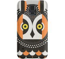 long eared owl Samsung Galaxy Case/Skin