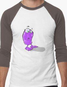 he won't bite ... Men's Baseball ¾ T-Shirt