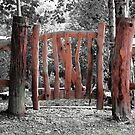 The Gate by Mark Bateman