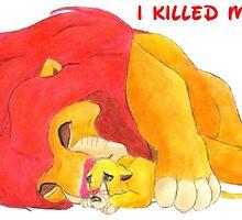 I Killed Mufasa by trevorxtravesty