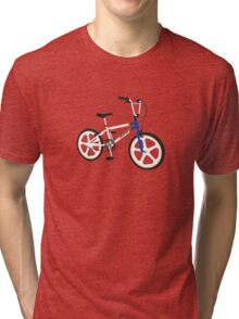 retro raliegh burner  Tri-blend T-Shirt