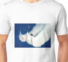 United States airforce display team the Thunderbirds Unisex T-Shirt