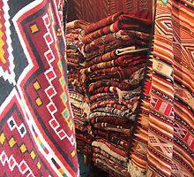 Tunisian carpets by DeborahDinah