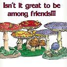 Real Friends! by Arie van der Wijst