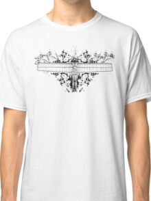 Inverted Angel of the North with attitude Classic T-Shirt