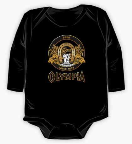 OLYMPIA Beer One Piece - Long Sleeve