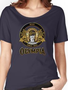 OLYMPIA Beer Women's Relaxed Fit T-Shirt