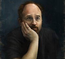 Louis CK by pavelsokov