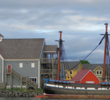Pictou Harbour Sticker