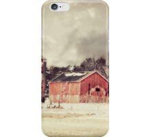 Sioux City Barn & Silo iPhone Case/Skin
