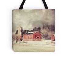 Sioux City Barn & Silo Tote Bag