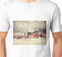 Sioux City Barn & Silo Unisex T-Shirt