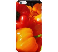AT THE FARMER'S MARKET iPhone Case/Skin