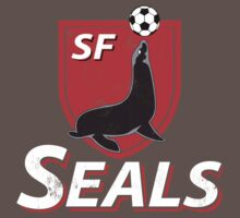 SF Seals San Francisco Baby Tee