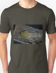 No heart should be green with envy… T-Shirt