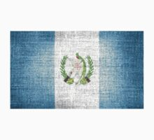 Guatemala Flag by Nhan Ngo