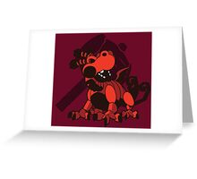 Hooktail - Sunset Shores Greeting Card