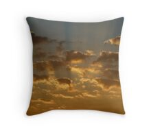 Look Up for your Redemption Draws Near Throw Pillow