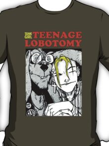 Tank Girl: Teenage Lobotomy T-Shirt