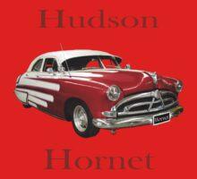 Hudson Hornet Classic Baby Tee