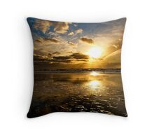 Reminisce the time Throw Pillow