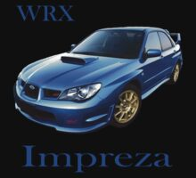 WRX Impreza by 1StopPrints