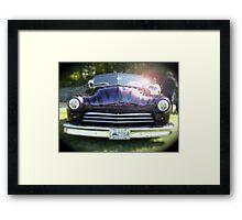 Classic Chopped Mercury  Framed Print
