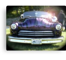 Classic Chopped Mercury  Canvas Print