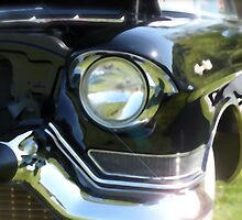 Classic 50's Cadillac  by Jack McCabe