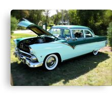 Classic 55 Ford - Seen in Exeter Rhode Island Canvas Print