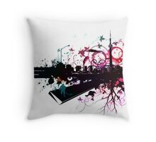 T.Dot  Assemble Throw Pillow