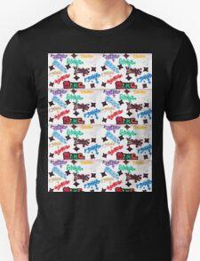 Spike Tagged T-Shirt T-Shirt