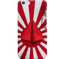 Paper Airplane 107 iPhone Case/Skin